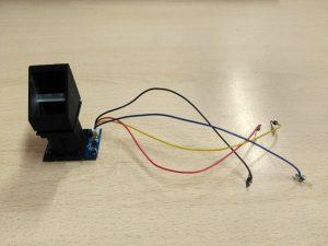 sensor de huellas dactilares para arduino