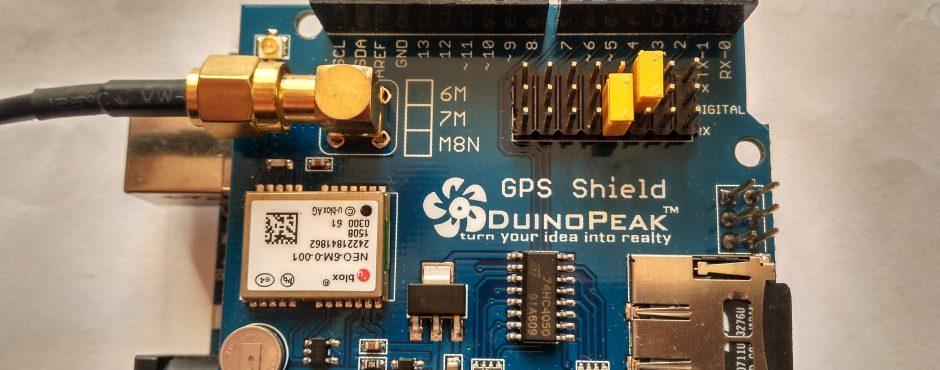 gps shield
