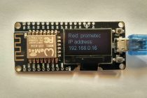 esp8266 con display