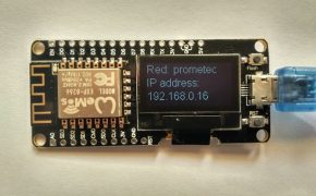 esp8266 con display