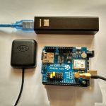Utilizar el data logger del shield GPS