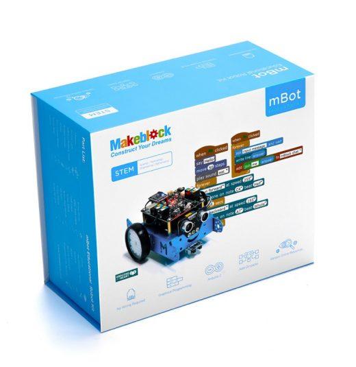 Caja robot mblock