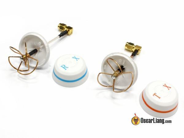 antenas de polarización circular