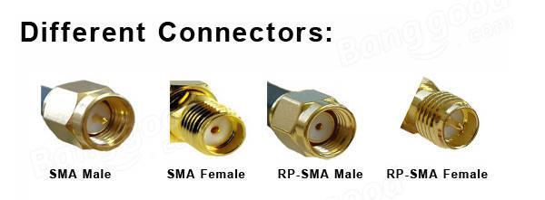 SMA y RP-SMA