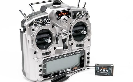 RC FrSky Taranis X9D Plus
