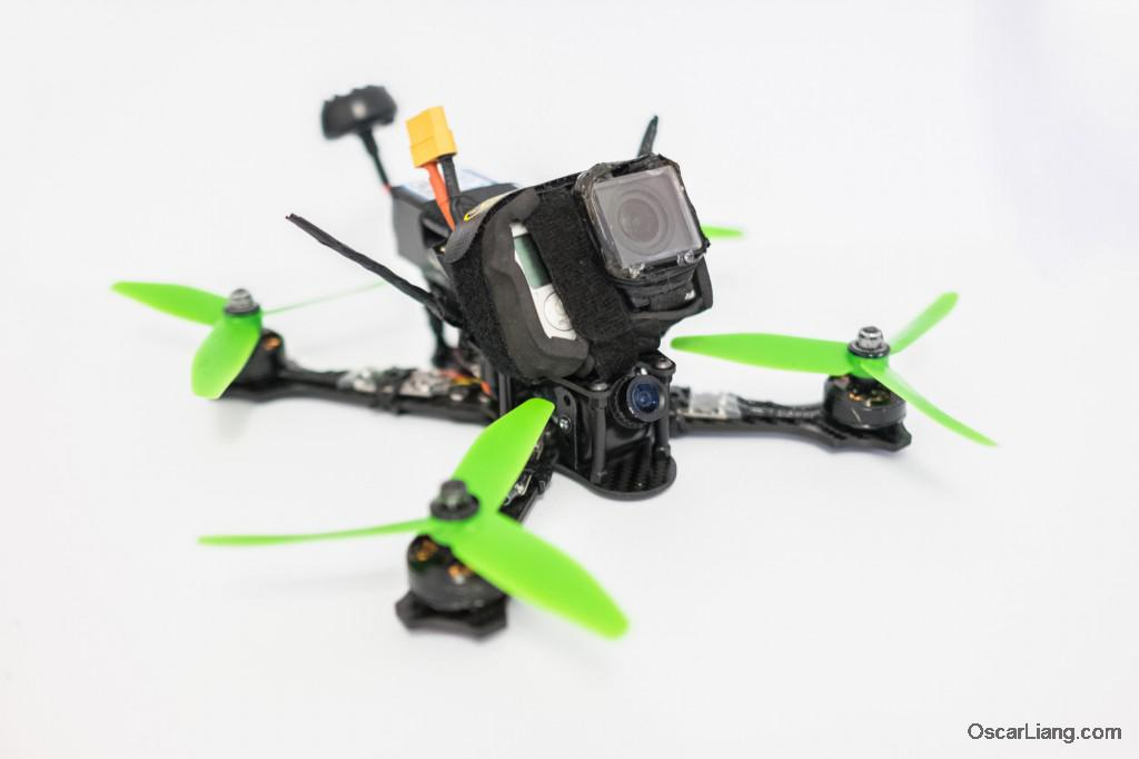 Racing Drone with HD camera