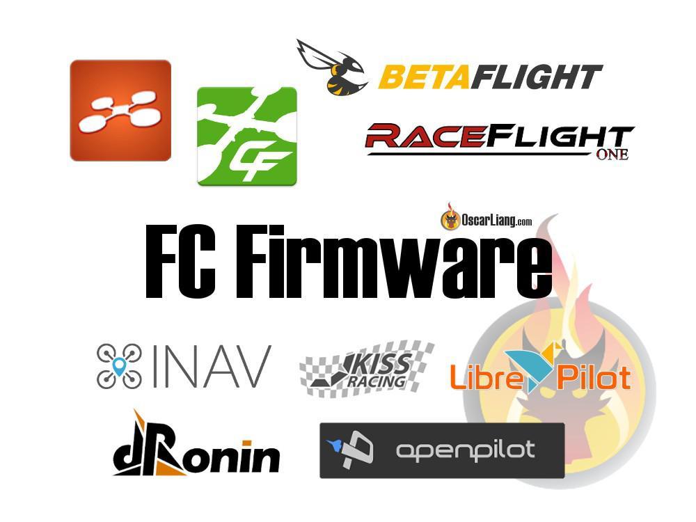 Firmware disponible para FCs