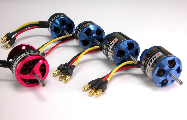 Motores para drones