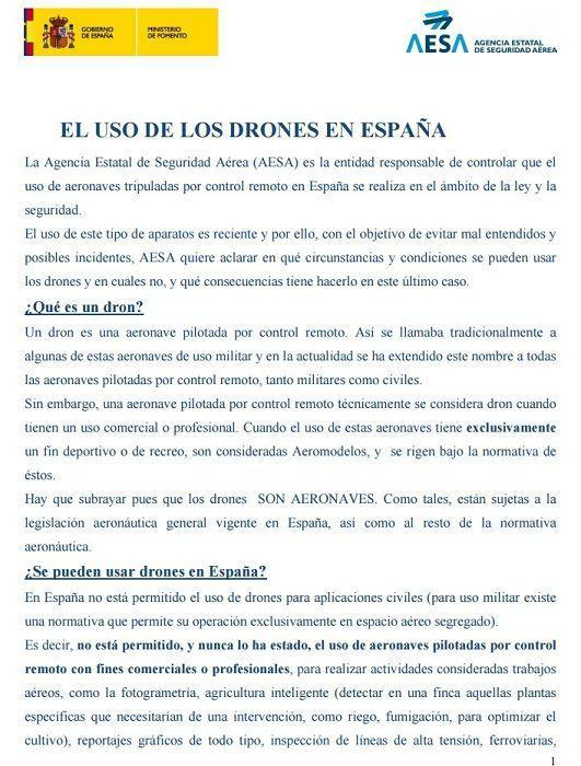 Documento oficial AESA 1