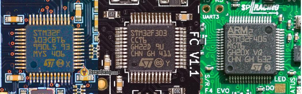 Procesadores para FCs