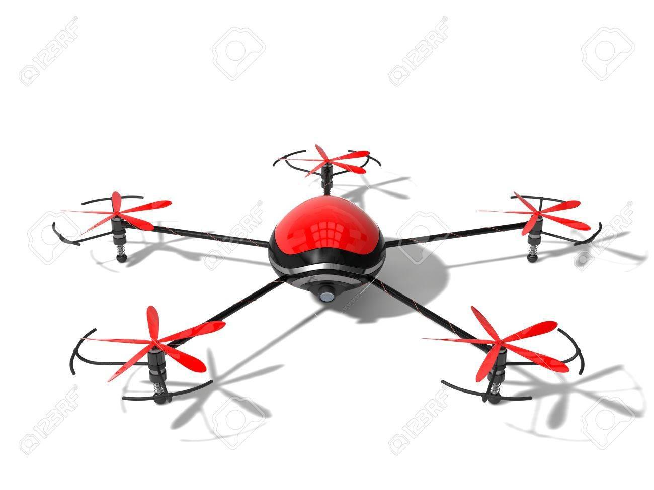 Multicóptero x5