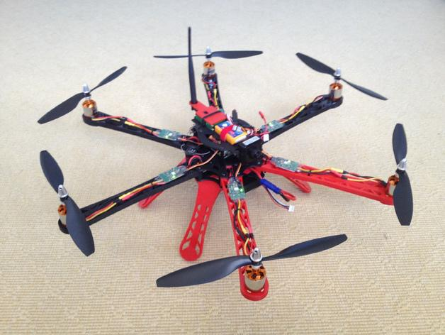Hexacóptero