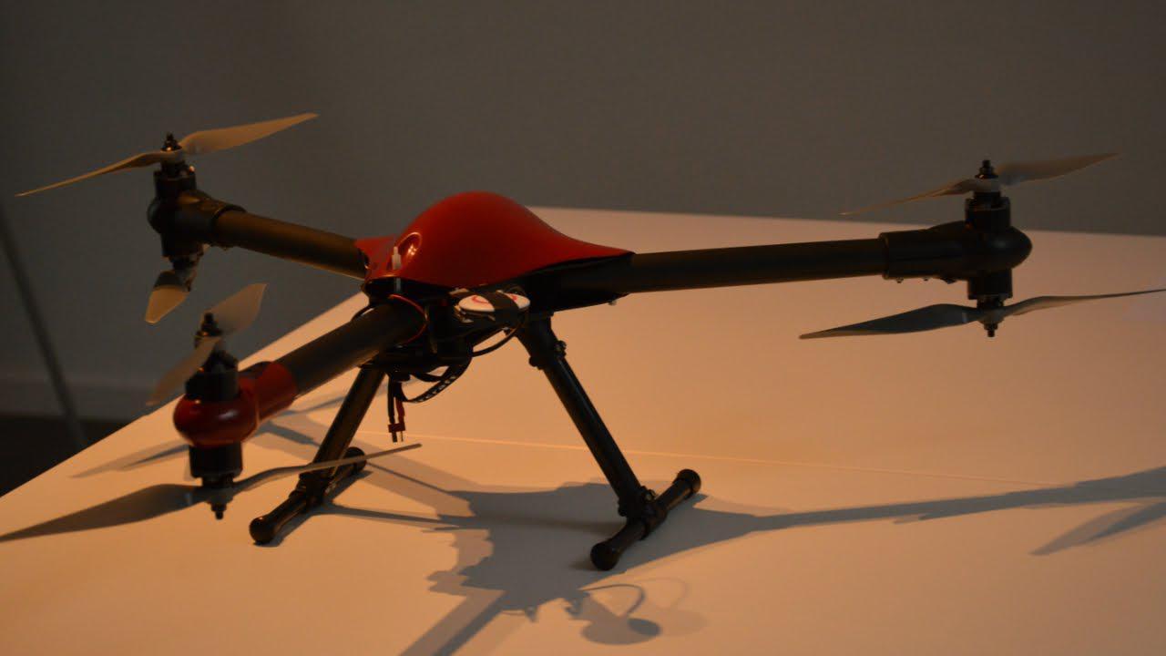 Multicóptero Y6