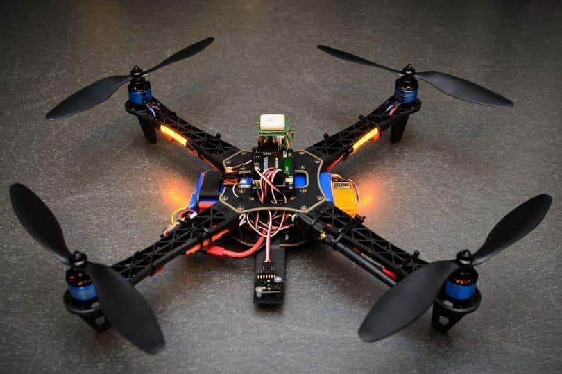 Multicóptero