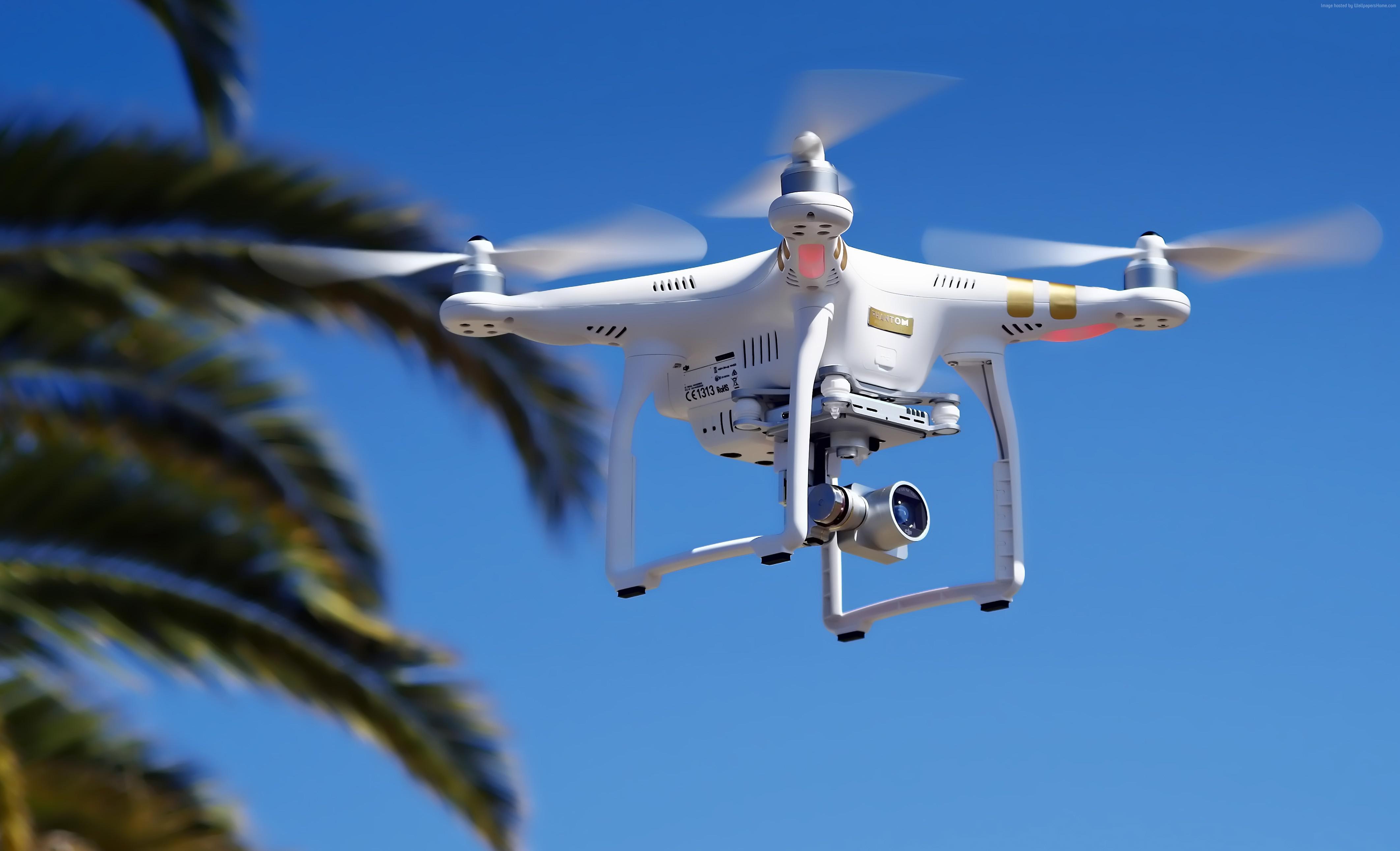 Plataforma de fotografía aérea