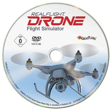 Vuelos de prueba con quadcopteros