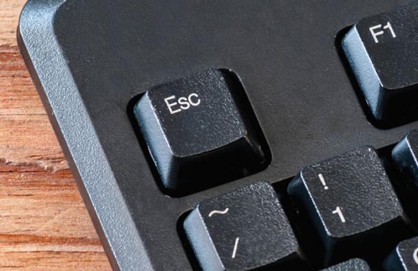 Esquina Teclado de ordenador