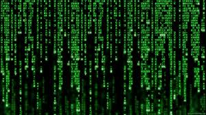 Pantalla de Matrix