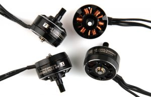 Drone motors