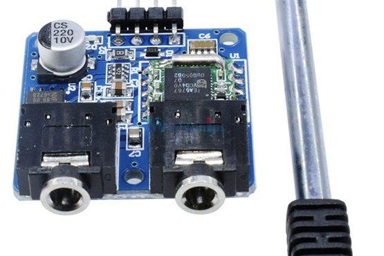 Detalle de conectores