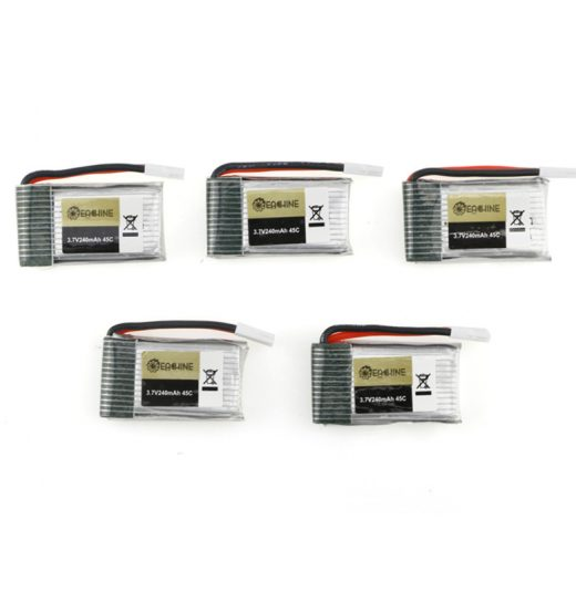 5 baterias