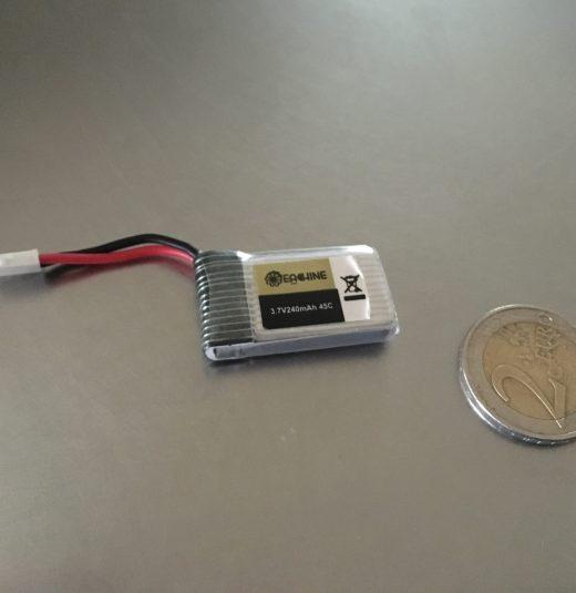 Batería alta capacidad para Tiny Whoop