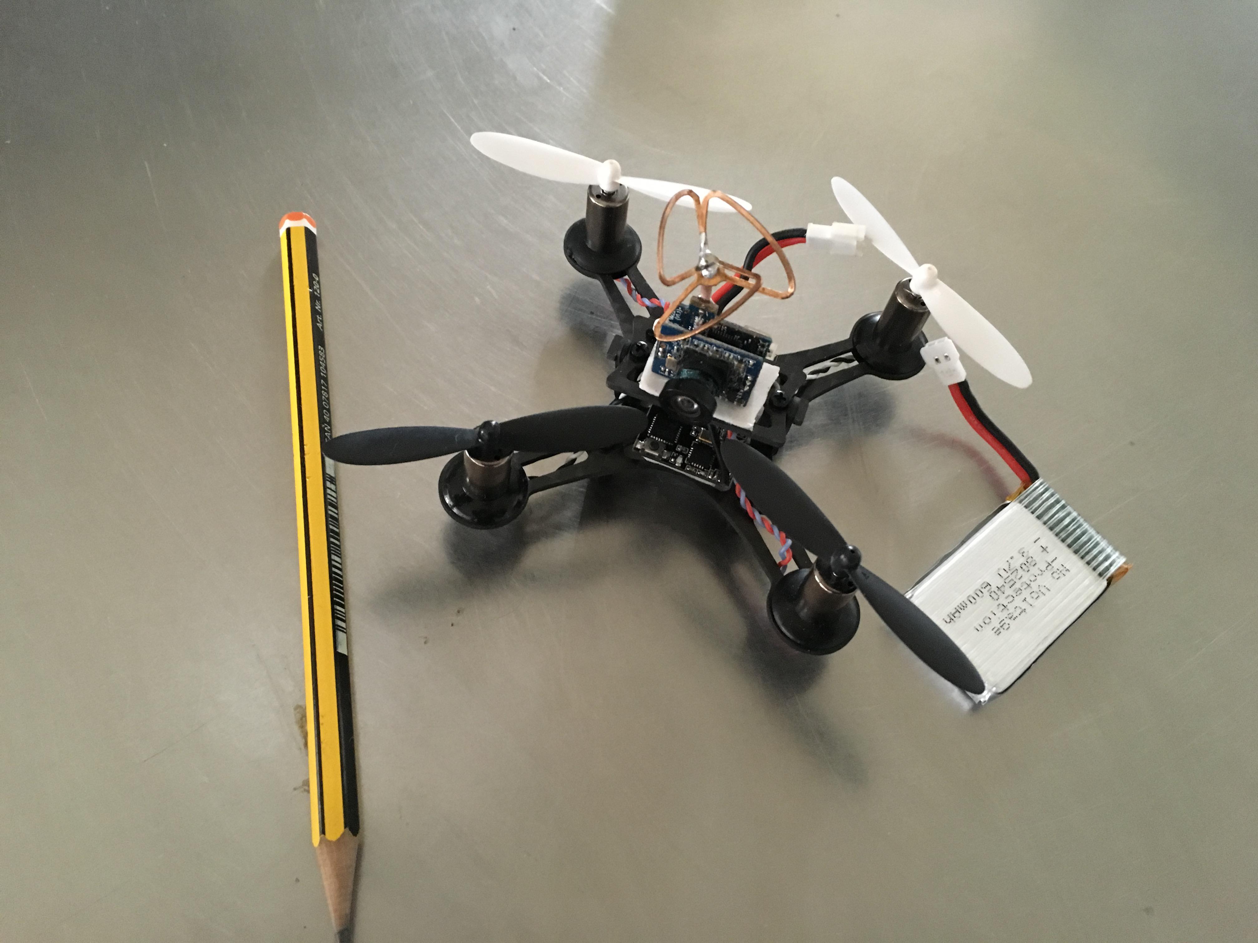 Microdron Eachine