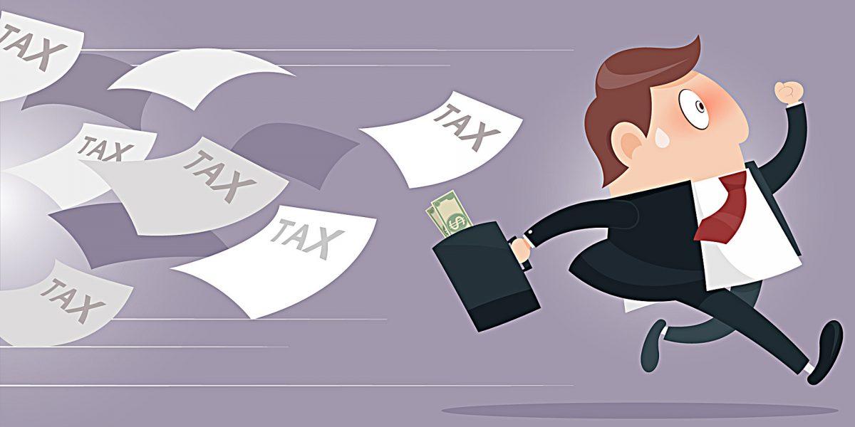 Huyendo de los infiernos fiscales
