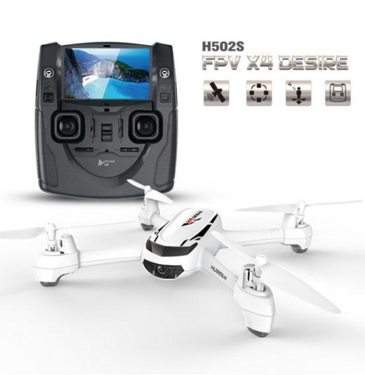 Dron de iniciación Hubsan X4