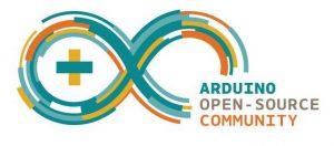 símbolo comunidad Arduino