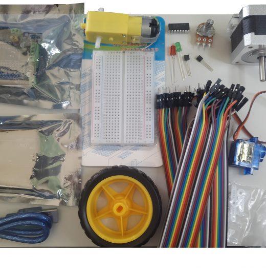 Imagen de los componentes