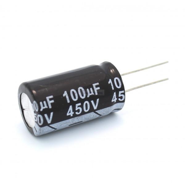 Condensador 100uF