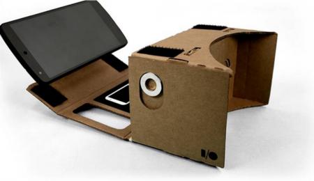Gafas Google VR