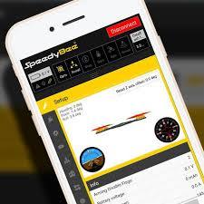 Teléfono con app