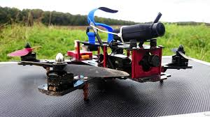 Dron con perifériicos