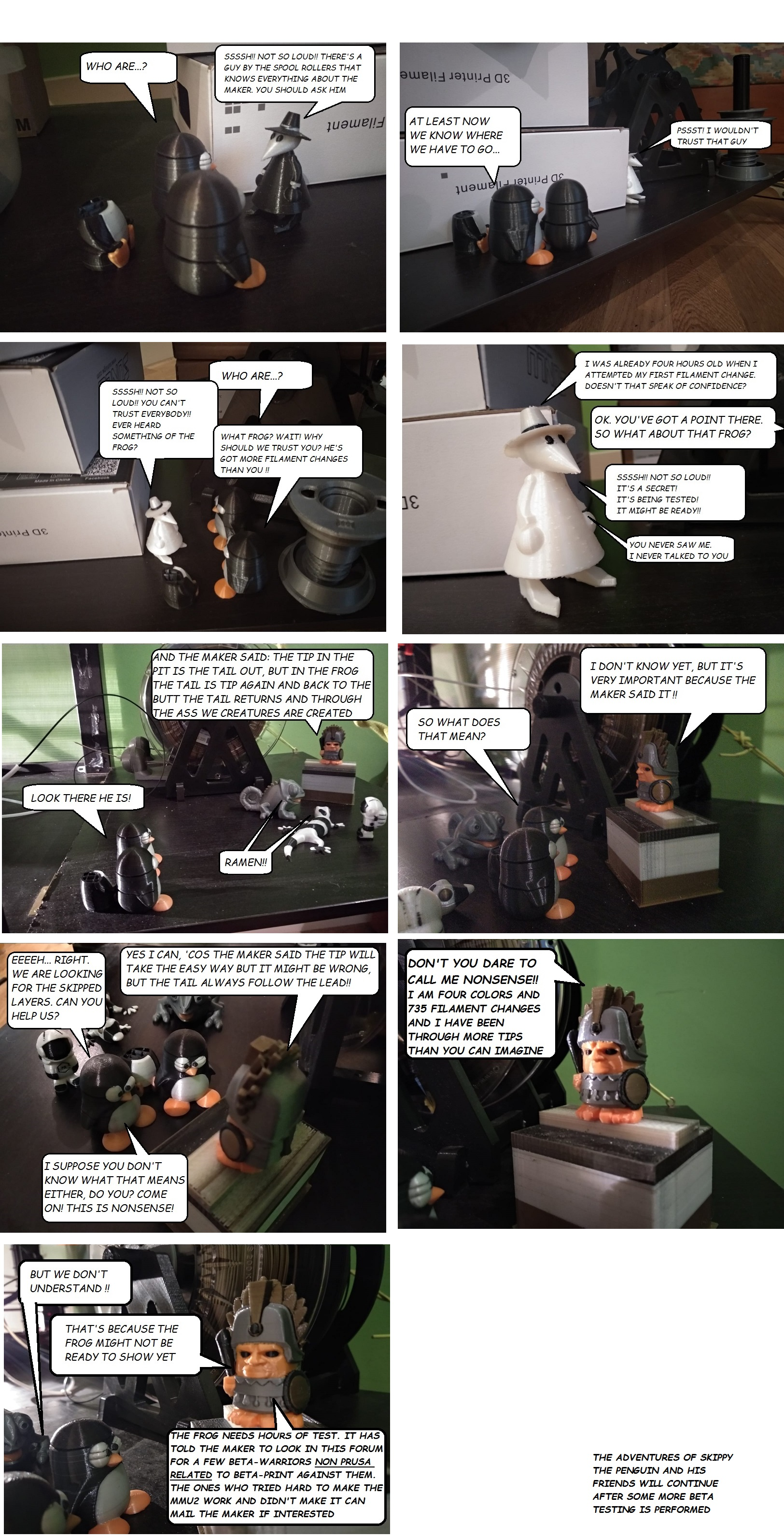 Skippy the penguin page 2