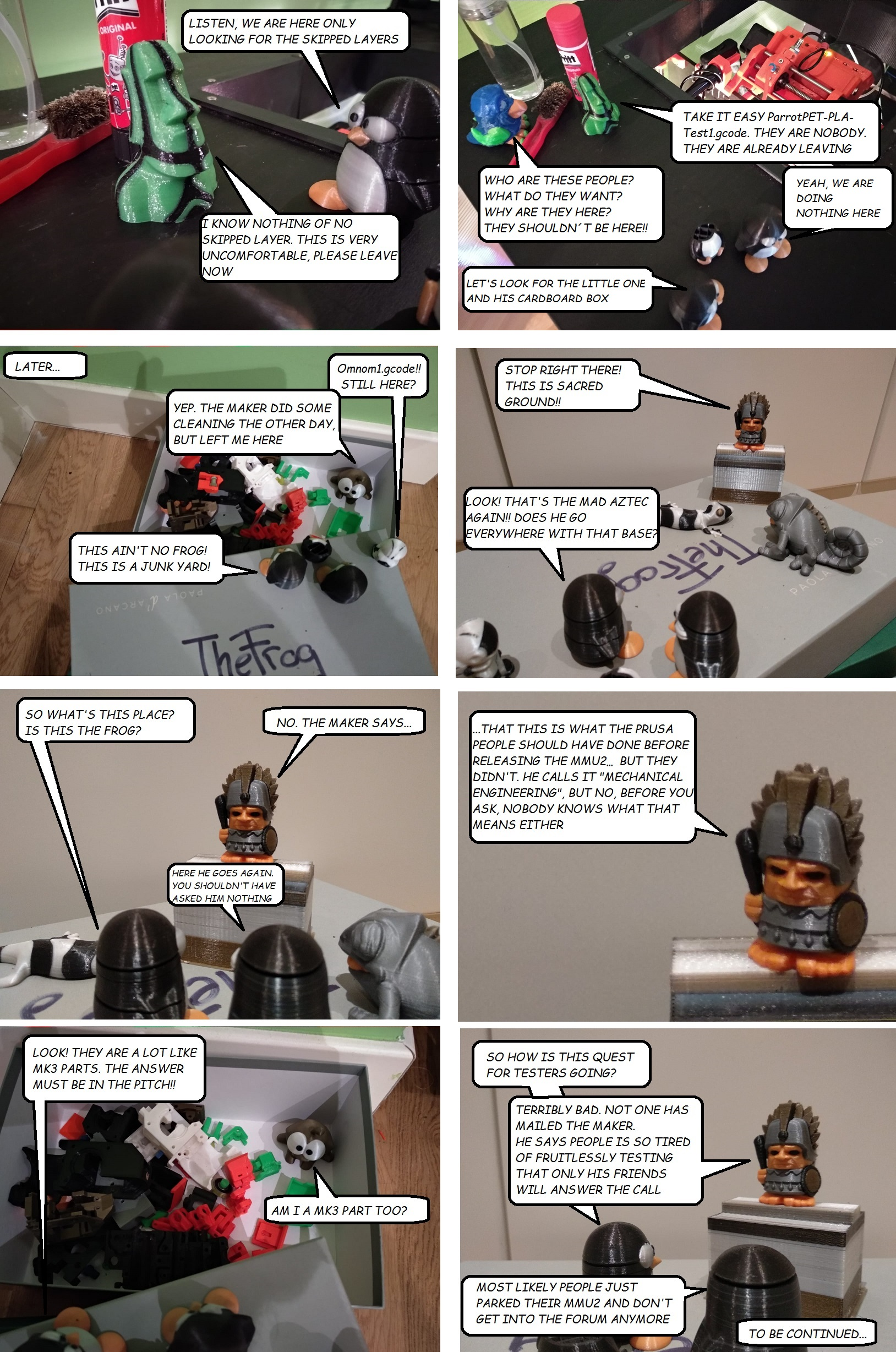 Skippy the penguin page 4
