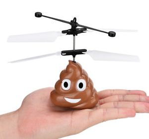 poo drone