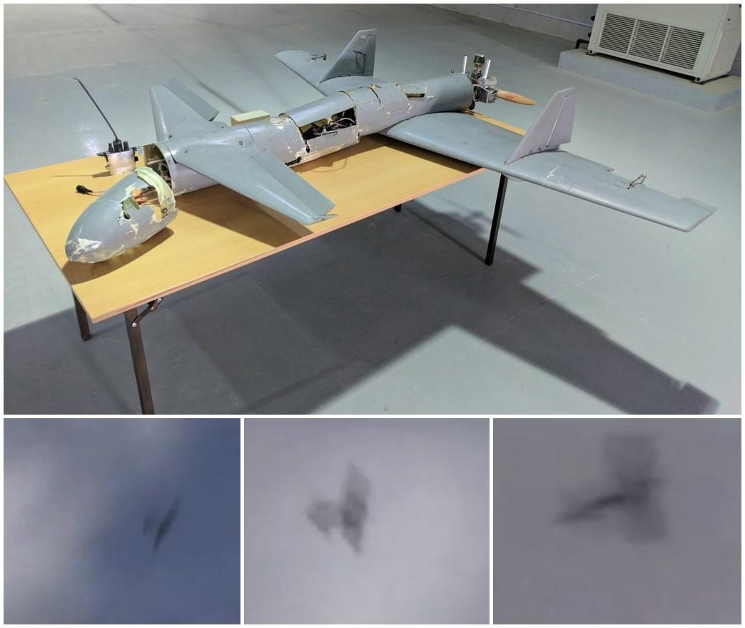 Dron de yemen
