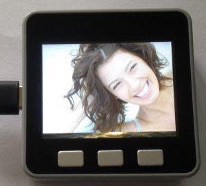 Muestra del M5 LCD