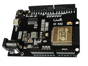 reemplazo del arduino uno con esp32