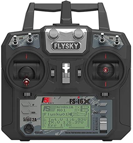 Radiocontrol FlySky FS ix6B