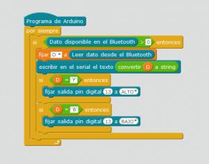 Imagen de programa mblock