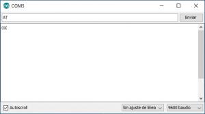 comandos Bluetooth HC-06